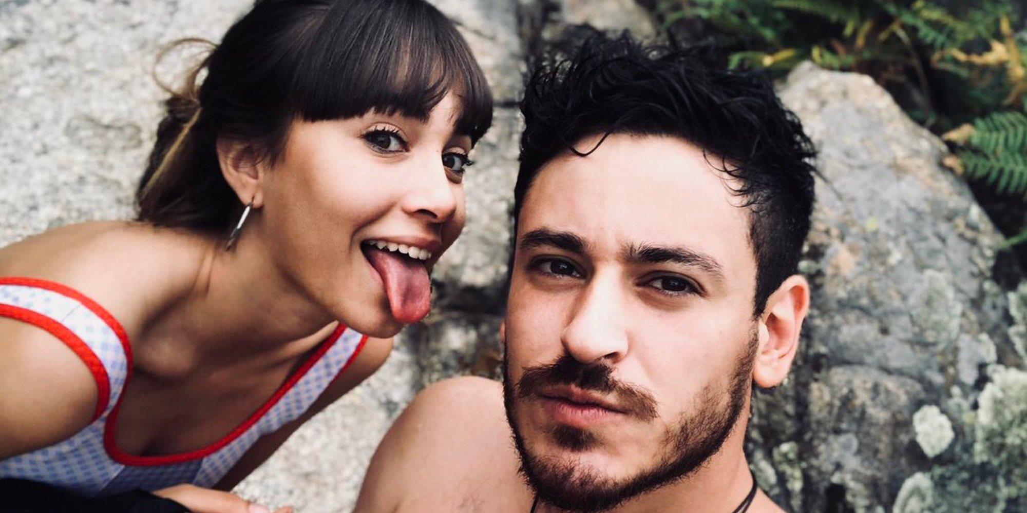 La primera escapada romántica de Aitana y Cepeda tras confirmar su relación