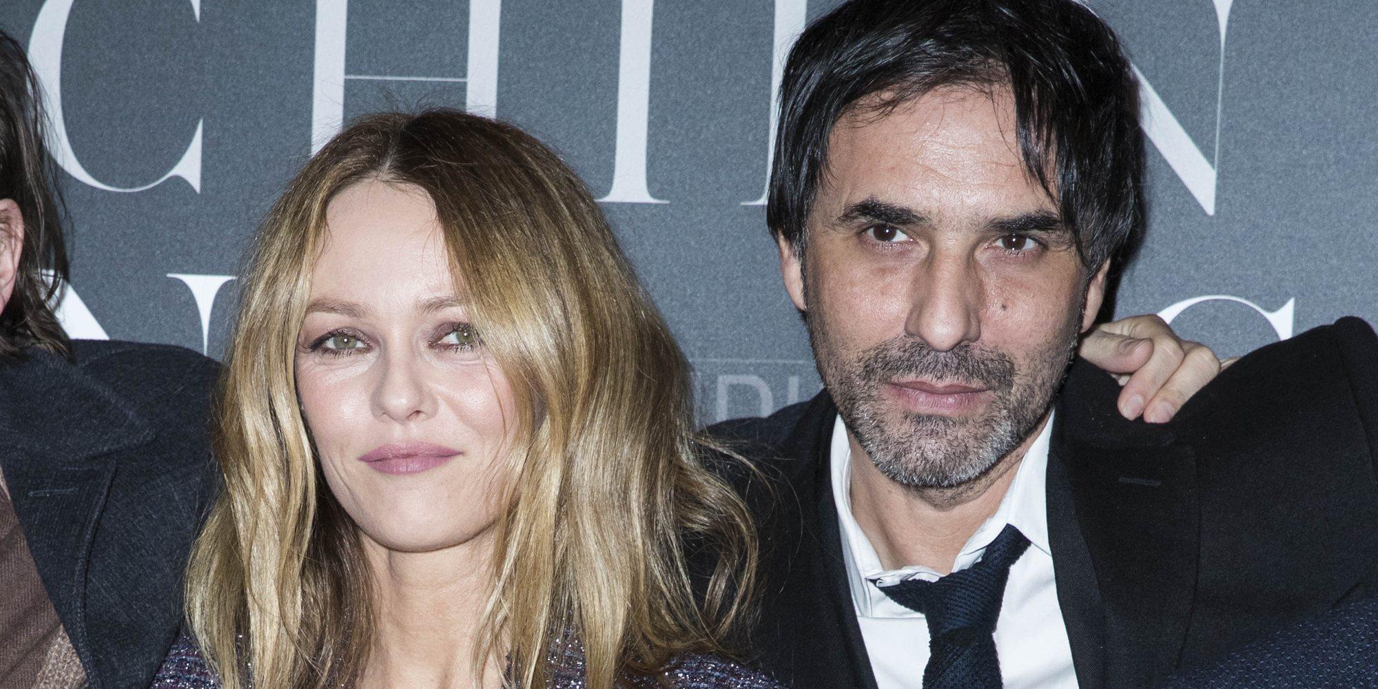 Vanessa Paradis se casa con el director de cine Samuel Benchetrit