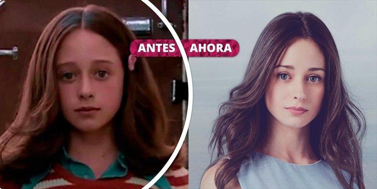 Así ha cambiado Elena Rivera: De 'Menudas estrellas' y 'Cuéntame cómo pasó' a 'La verdad'