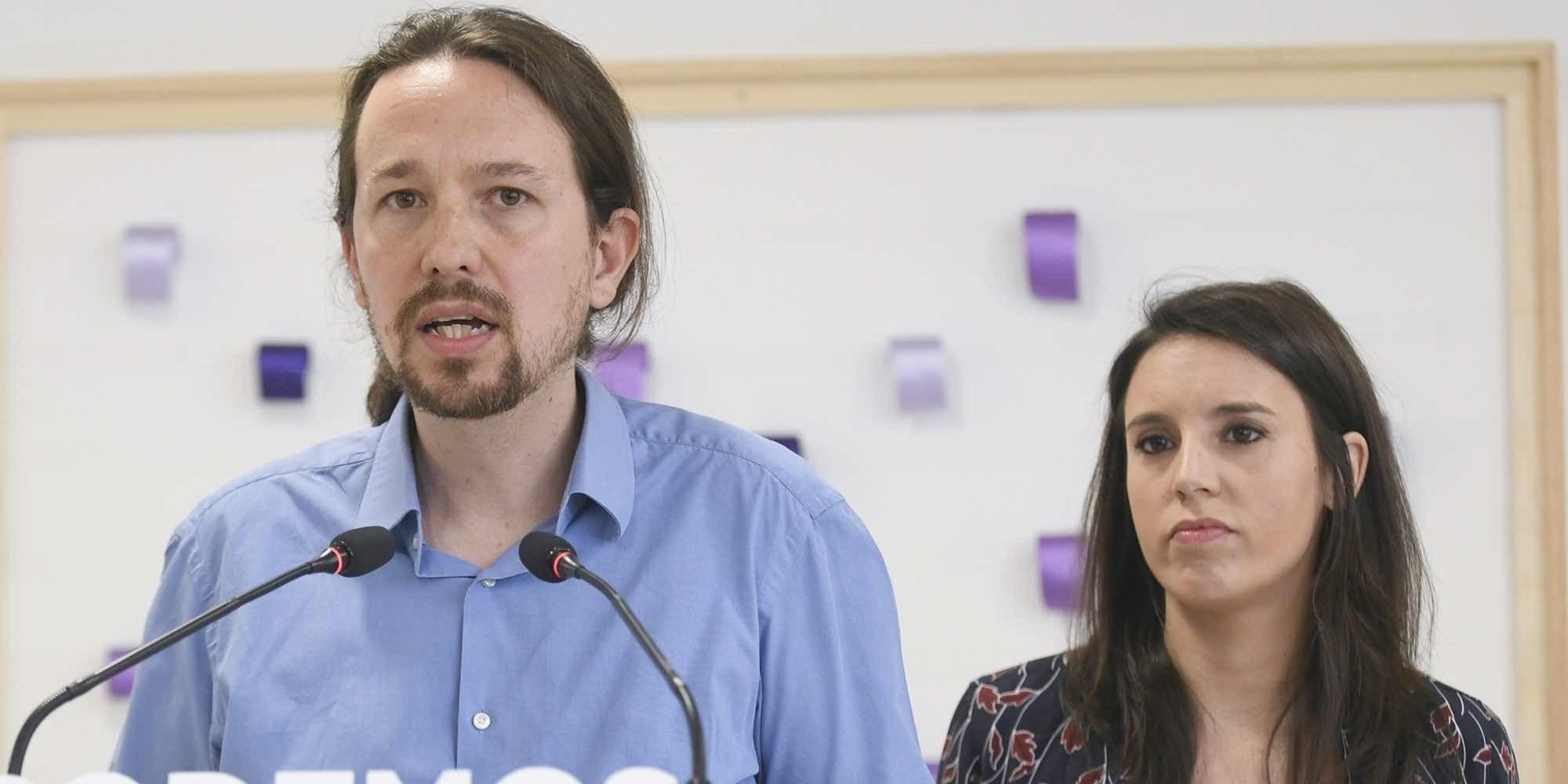 """Pablo Iglesias tras el nacimiento prematuro de sus mellizos con Irene Montero: """"Esperamos que salgan adelante"""""""
