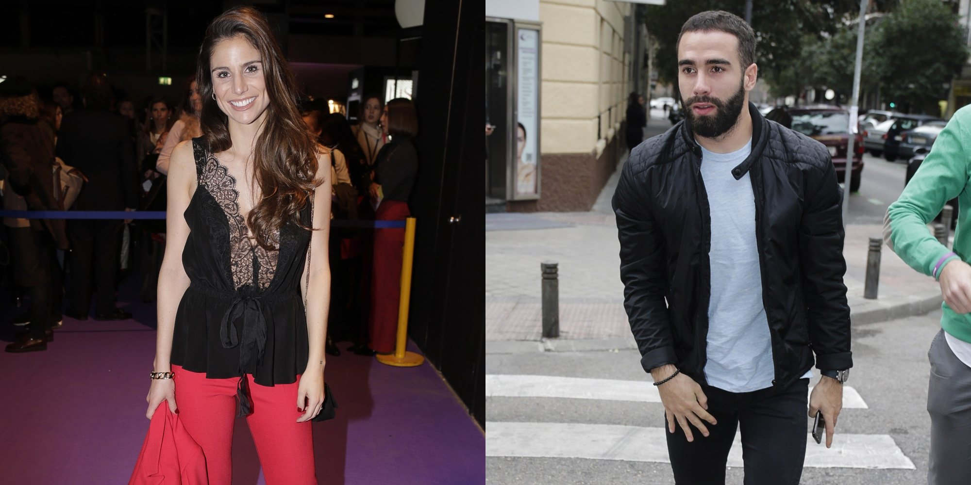 Lucía Villalón y Dani Carvajal: una foto que dispara los rumores del posible romance