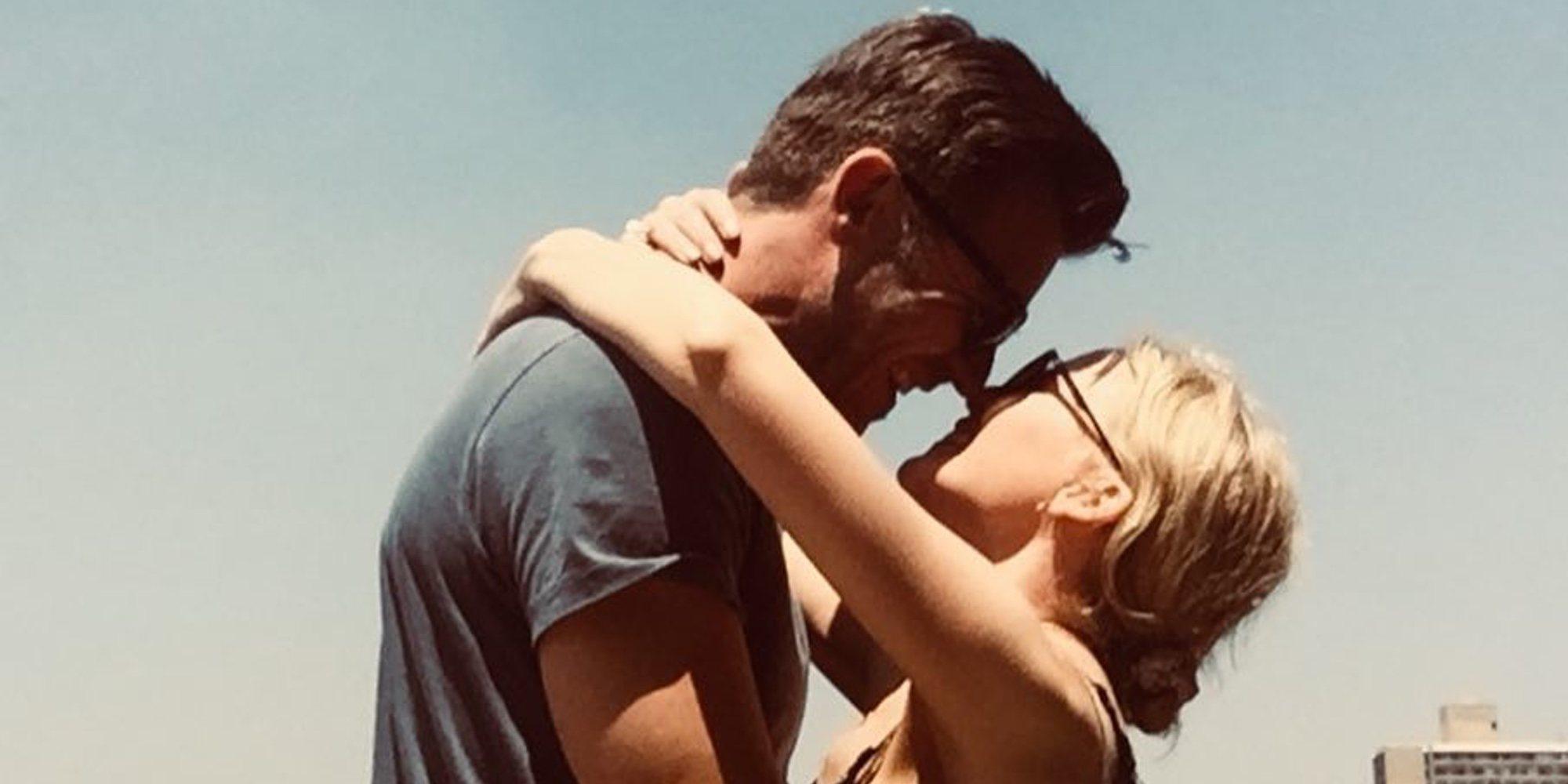 Kylie Minogue confirma su relación con Paul Solomons
