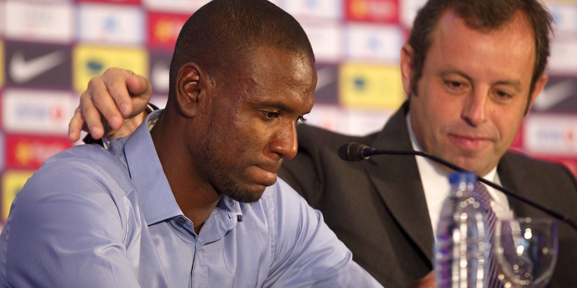 El Barça desmiente la compra ilegal de un hígado para Éric Abidal