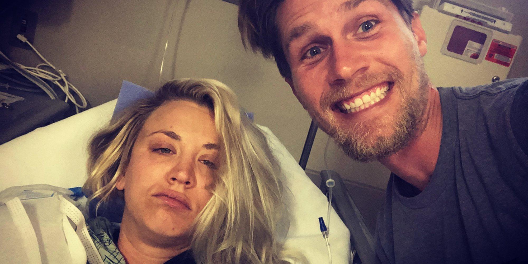 La tormentosa luna de miel de Kaley Cuoco y Karl Cook que ha terminado en el hospital