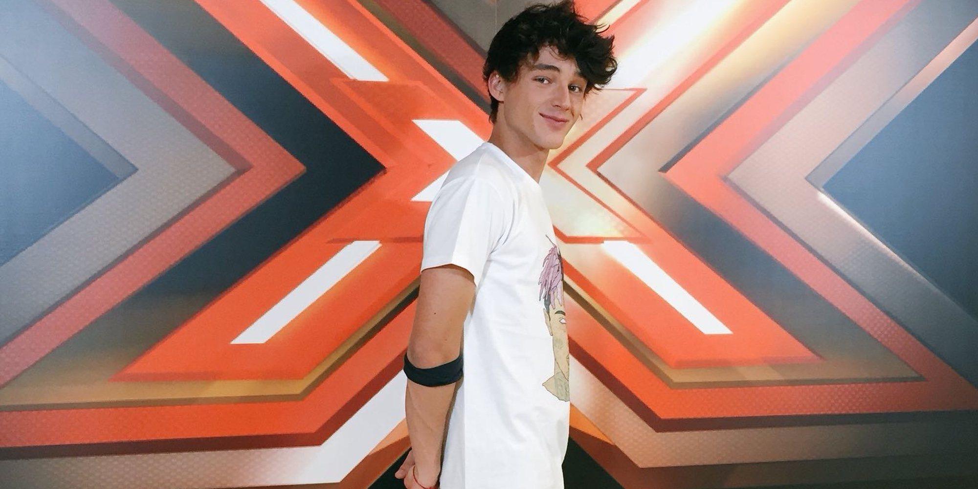 """Pol Granch, ganador de 'Factor X': """"Laura Pausini es igual detrás de las cámaras e incluso mejor"""""""