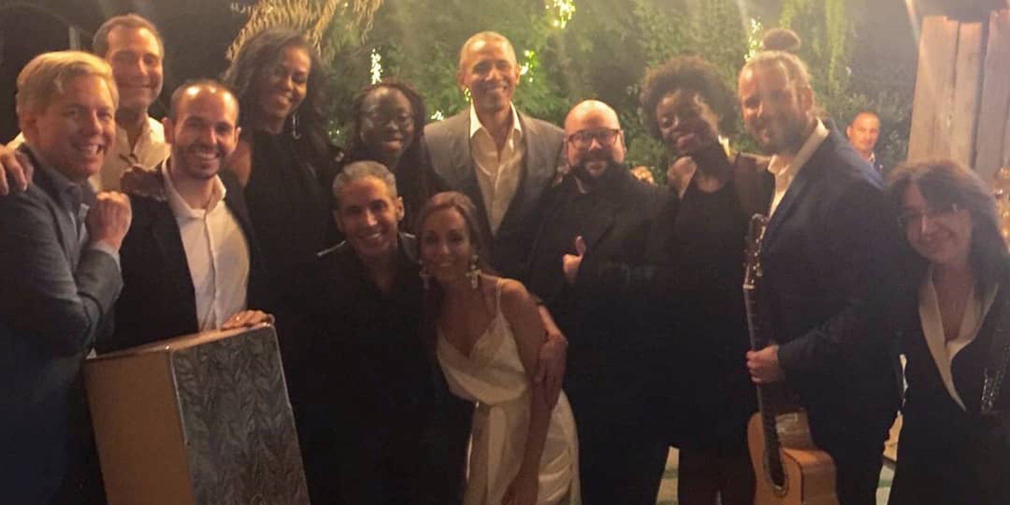 Flamenco, gastronomía y diversión: Así ha sido la visita de la familia Obama a España