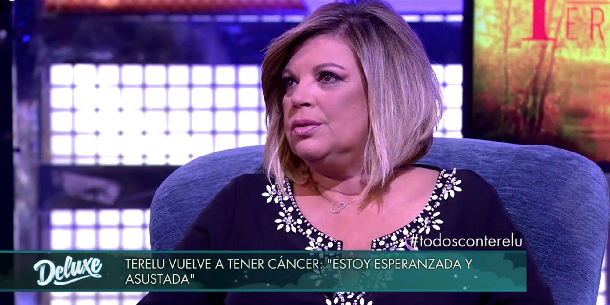 """Terelu Campos se sincera sobre su segundo cáncer: """"Es infinitamente peor a la anterior vez"""""""