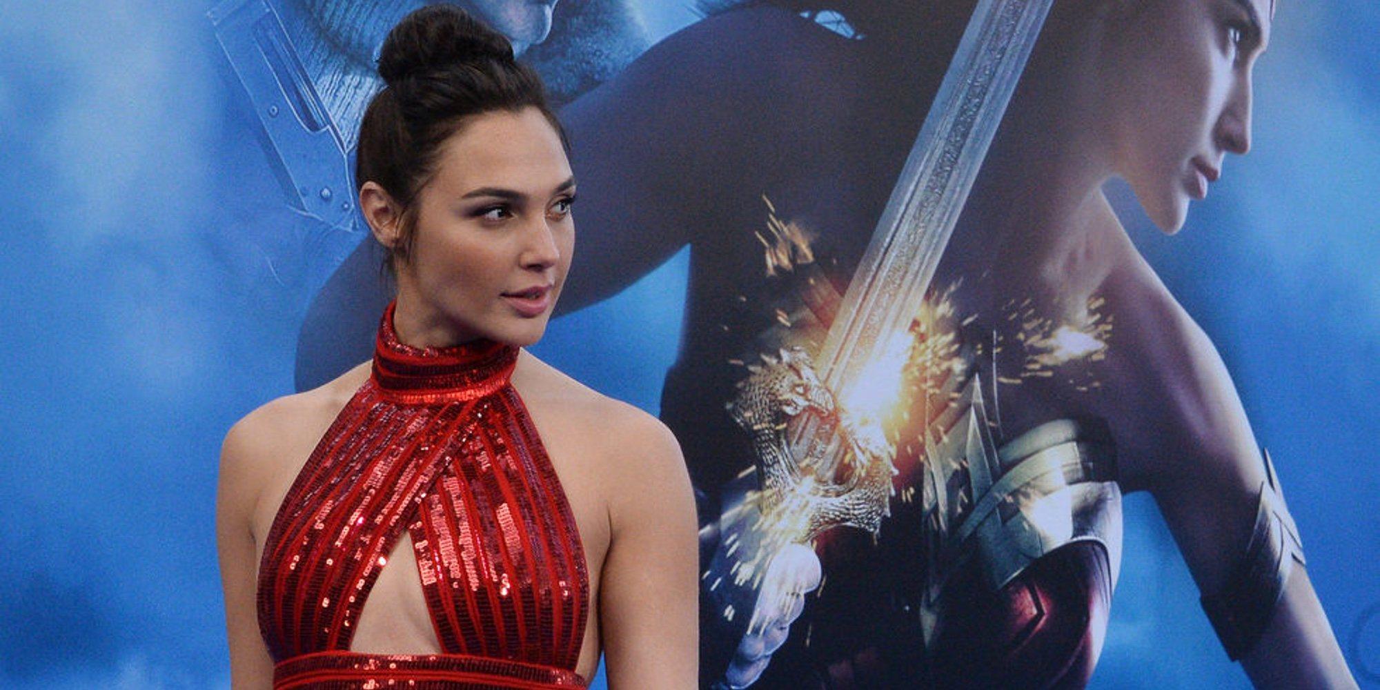 La increíble sorpresa de Gal Gadot al visitar un hospital infantil vestida de 'Wonder Woman'