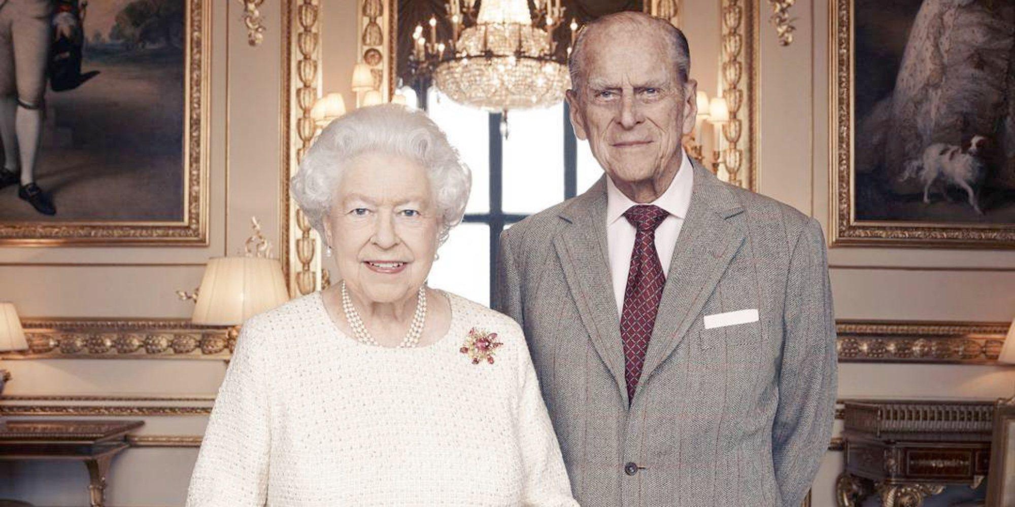 La razón por la que la Reina Isabel y el Duque de Edimburgo se pierden el bautizo del Príncipe Luis