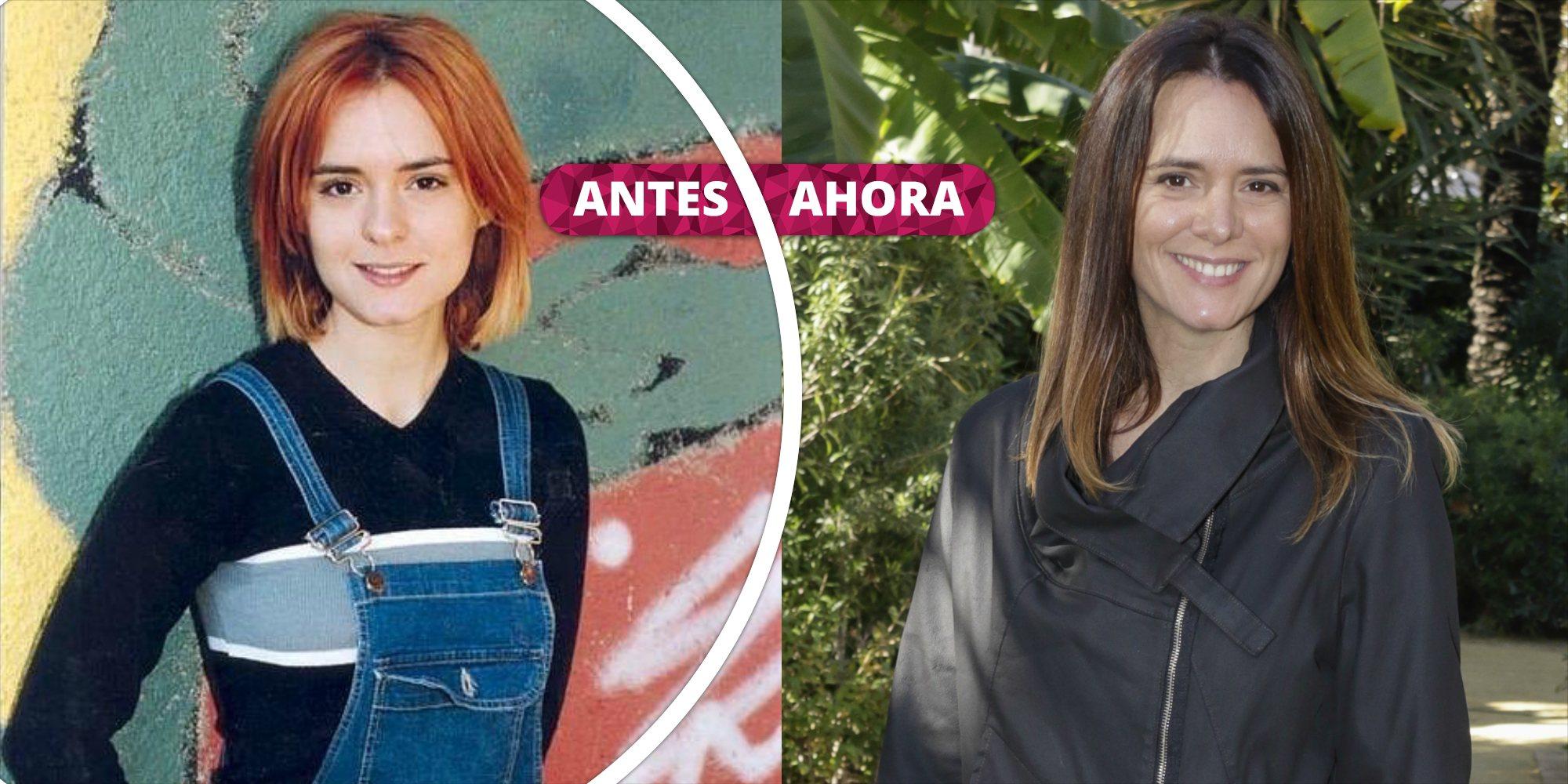 Así ha cambiado Eva Santolaria: La evolución de la actriz desde sus inicios hasta la actualidad