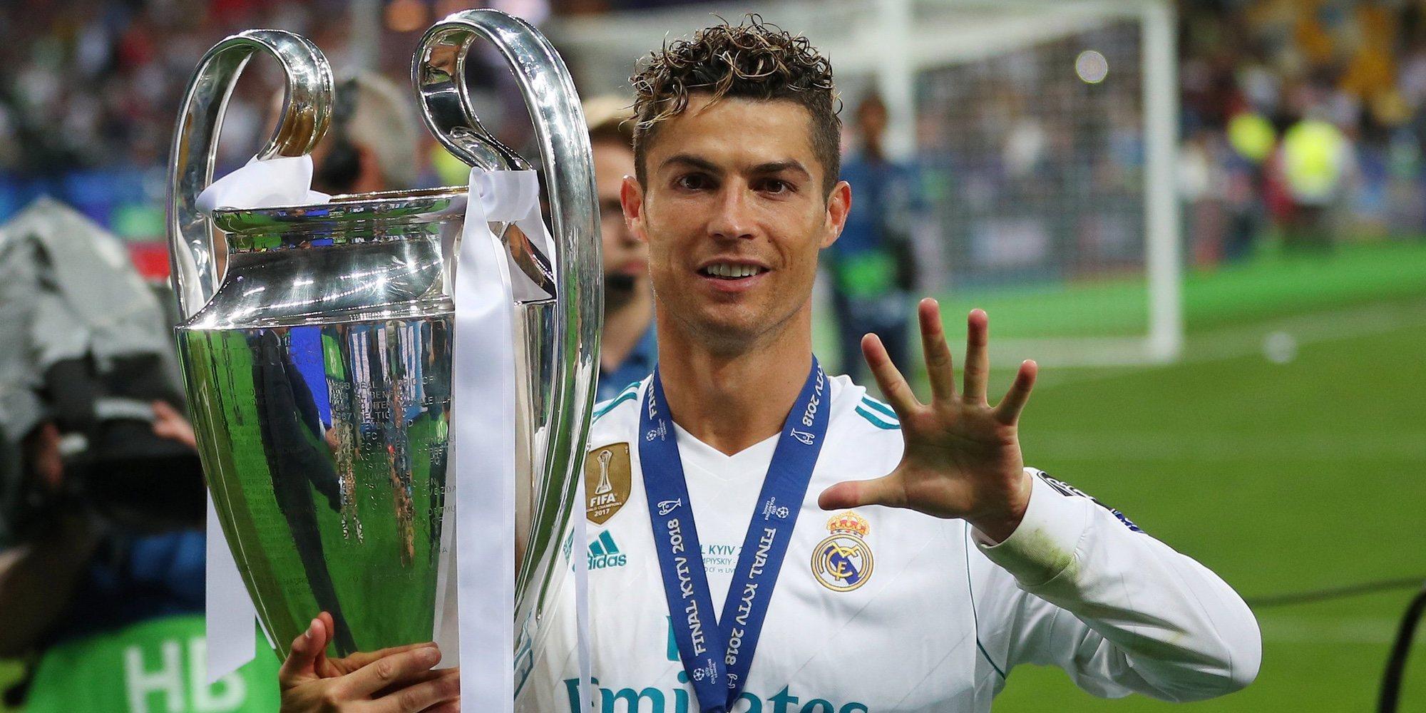 Cristiano Ronaldo se despide del Real Madrid y ficha por la Juventus por 105 millones de euros