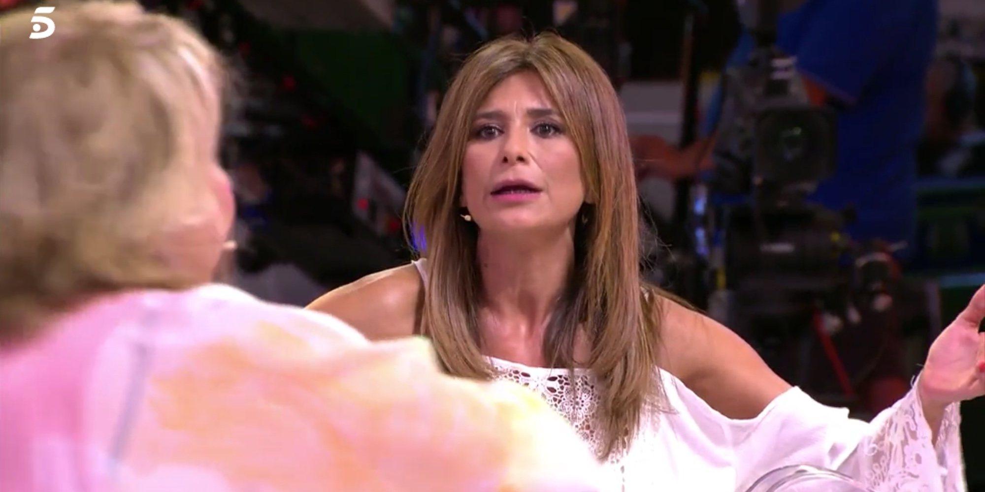 El tenso enfrentamiento entre Mila Ximénez y Gema López por Antonio Tejado