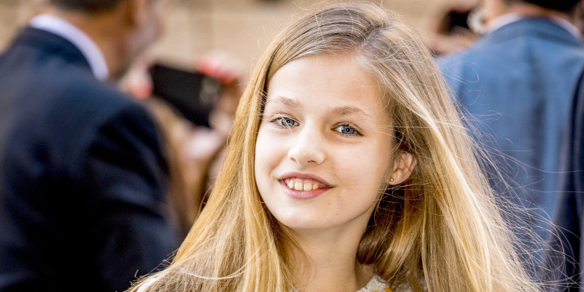 La Princesa Leonor honrará su título de Princesa de Asturias con su primera visita oficial a Covadonga