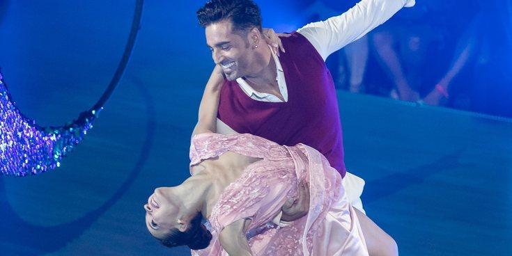 David Bustamante llora en su noche más difícil en 'Bailando con las estrellas'