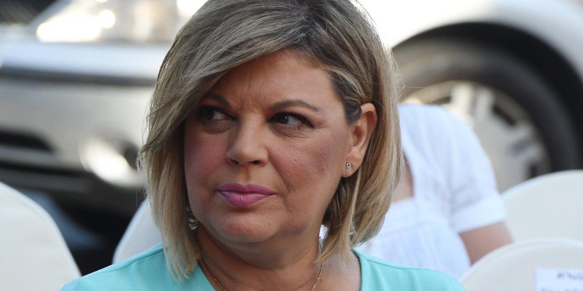 """Terelu Campos ha sido operada con éxito de su cáncer de mama: """"Ha ido todo muy bien"""""""