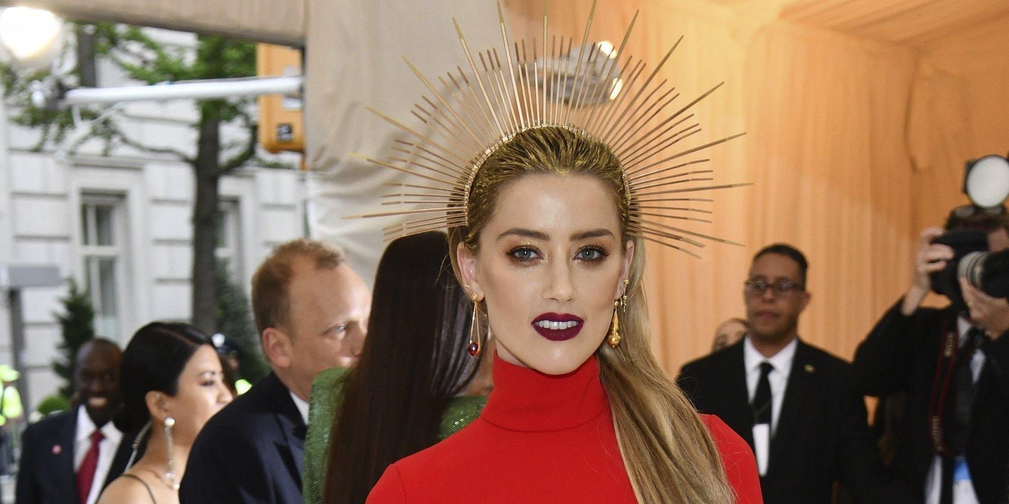 Amber Heard confirma su romance con Vito Schnabel, exnovio de Heidi Klum