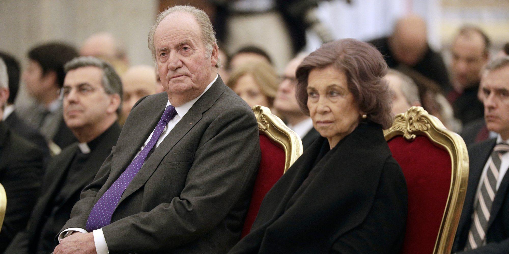 La venganza de la Reina Sofía sobre Corinna zu Sayn-Wittgenstein en su momento más tenso