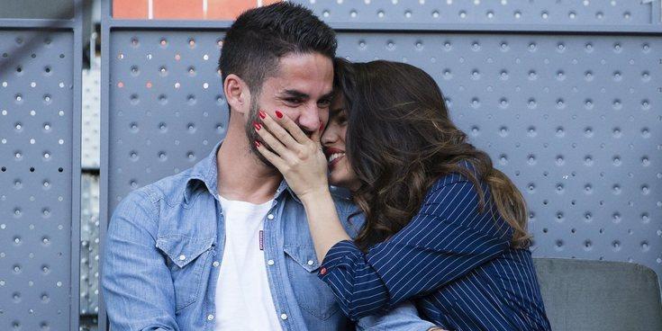 Isco Alarcón y Sara Sálamo disfrutan en Nueva York de su primer verano juntos