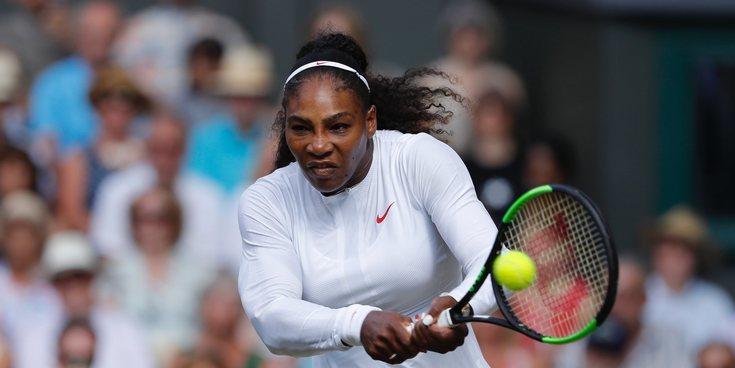 """Serena Williams dedica su segundo puesto en Wimbledon 2018 a todas las madres: """"Jugué por todas vosotras"""""""