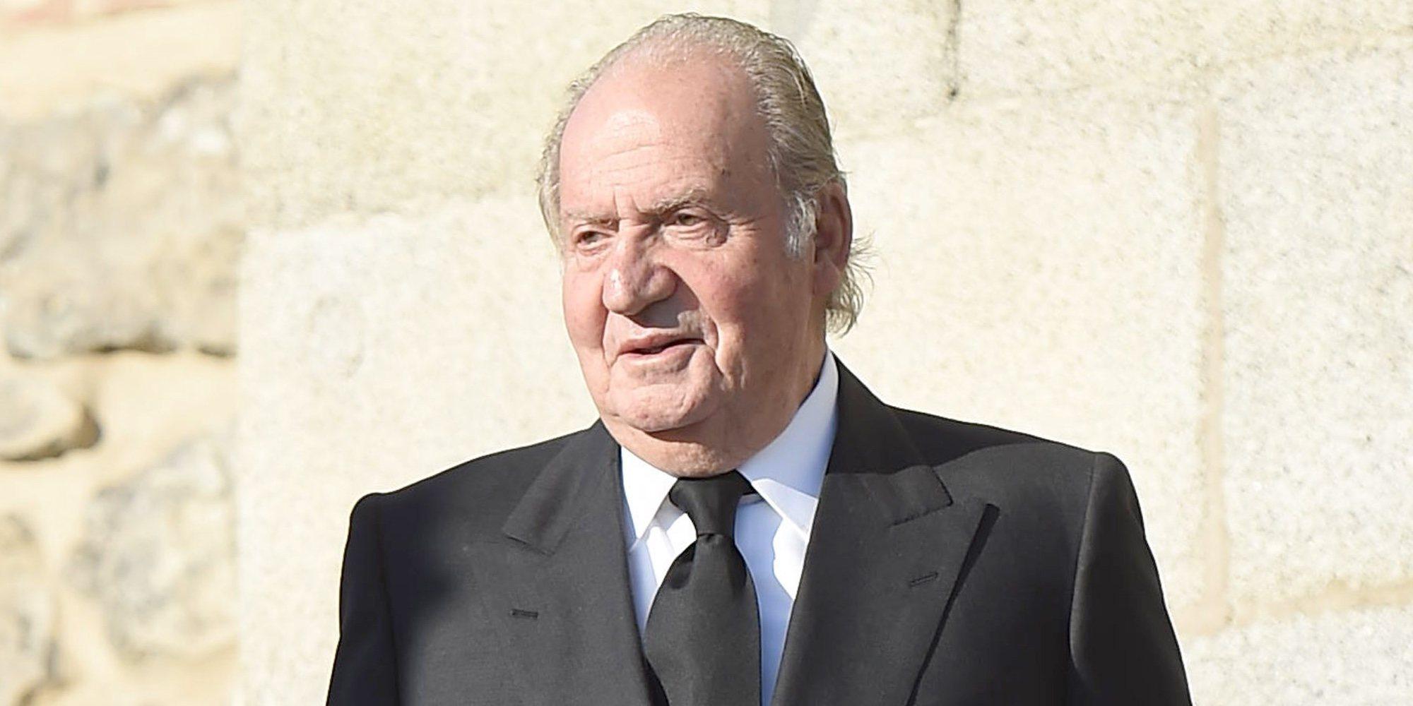 El ataque de ansiedad del Rey Juan Carlos tras las filtraciones de Corinna zu Sayn-Wittgenstein