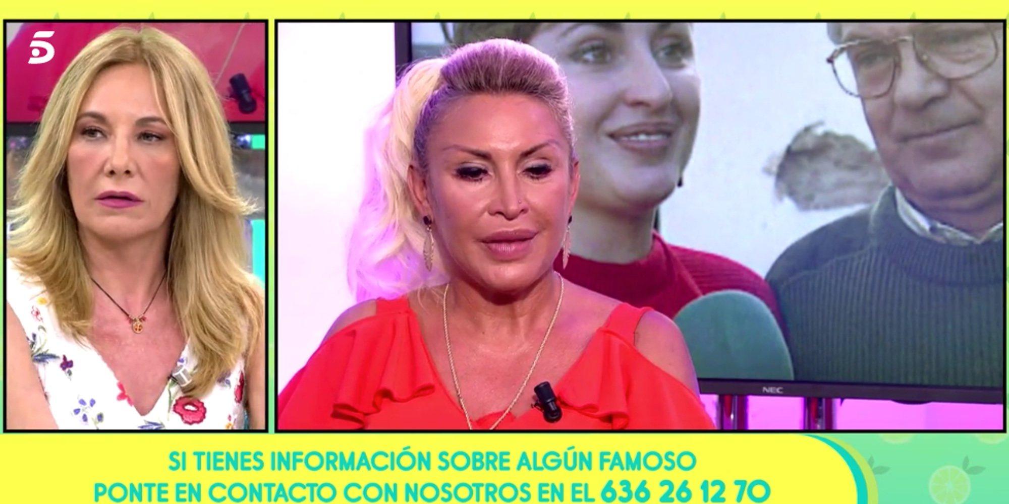 "Belén Ro, contra Raquel Mosquera: ""Utilizó a Rocío Carrasco para casarse con su padre"""