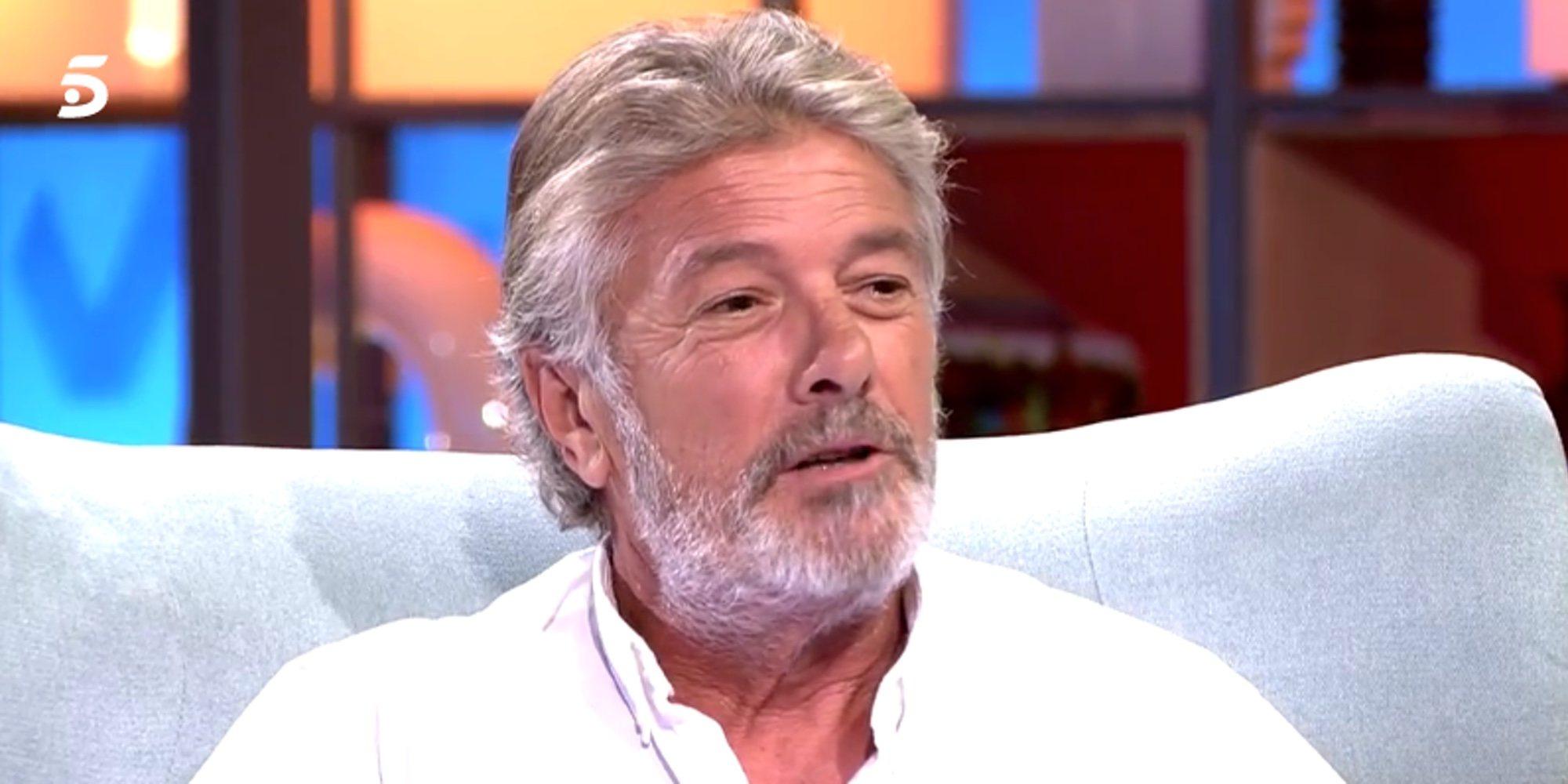"""Francisco confiesa en 'Viva la vida': """"Me encantaría ir al festival de Eurovisión"""""""