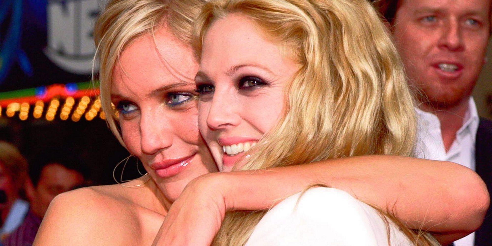 Drew Barrymore y Cameron Díaz: dos 'ángeles' que se hicieron inseparables cuando conocieron a Charlie