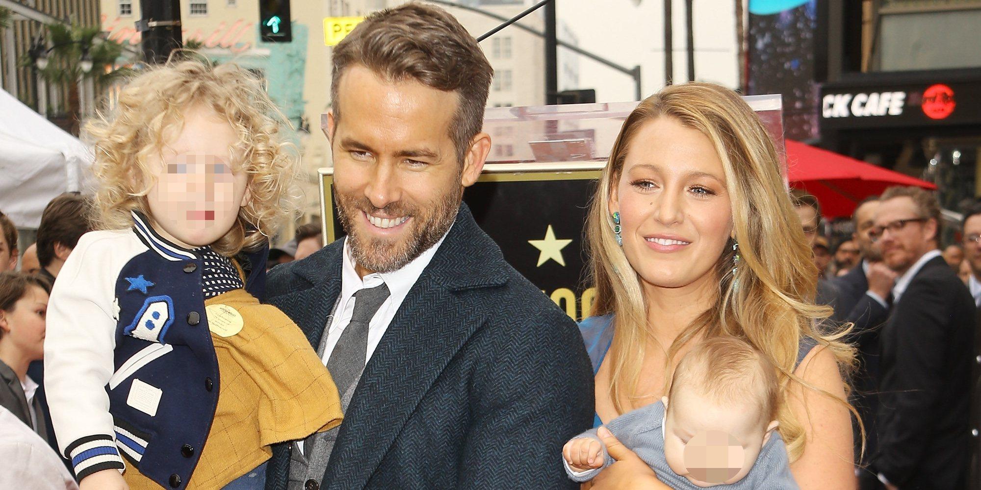 Ryan Reynolds y Blake Lively se emocionan al escuchar la voz de su hija en el concierto de Taylor Swift