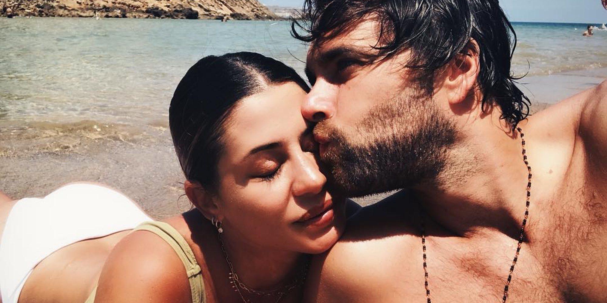Elena Tablada y Javier Ungría ultiman los detalles de su boda en Cuba