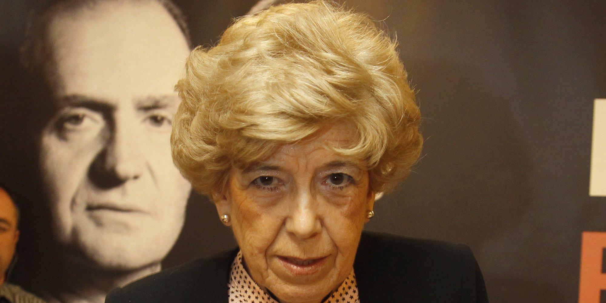 Pilar Urbano afirma que Bárbara Rey recibió un sueldo abonado por el CESID