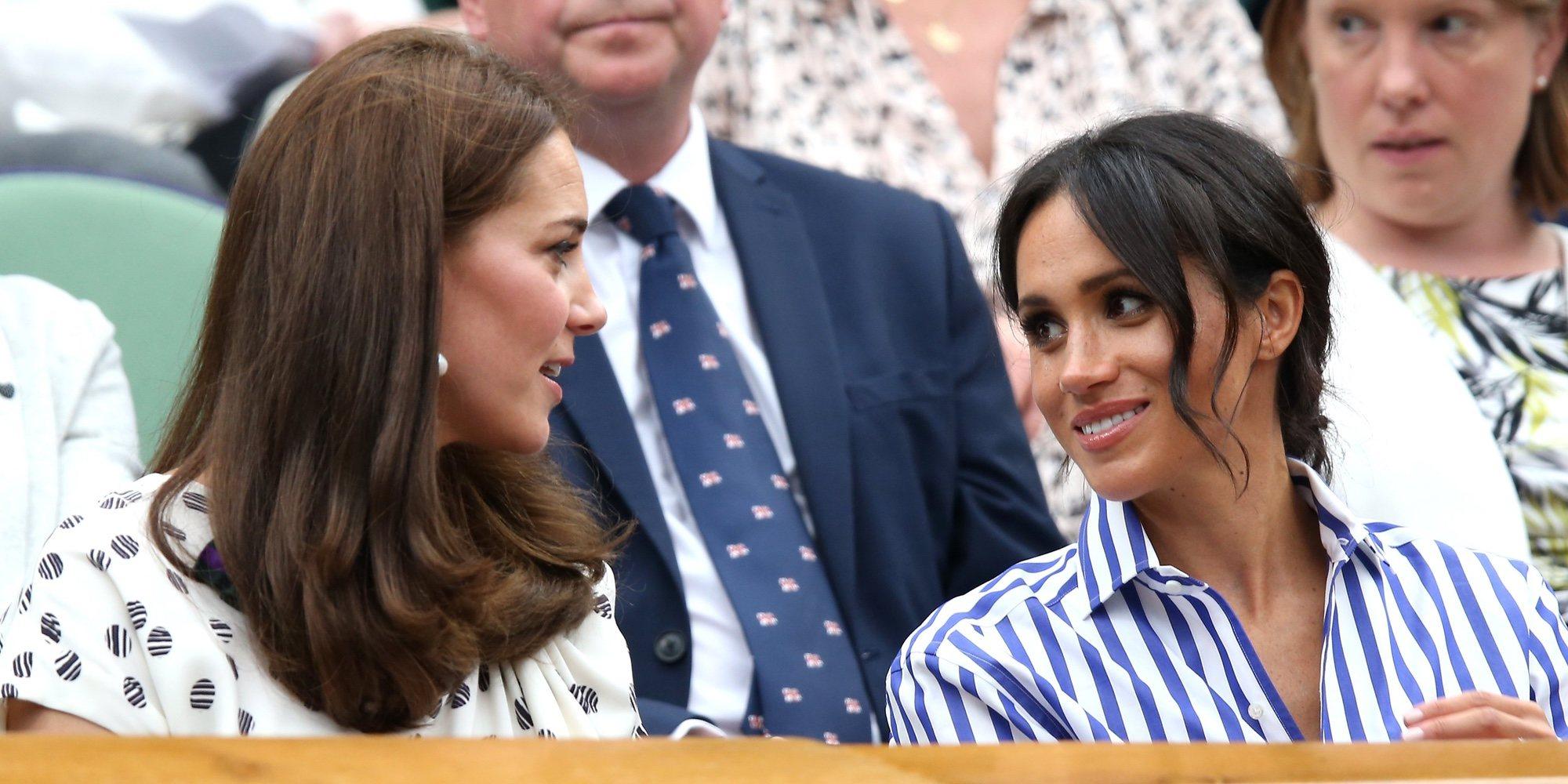 Kate Middleton se convierte en la mejor aliada de Meghan Markle para sobrellevar la polémica con su padre