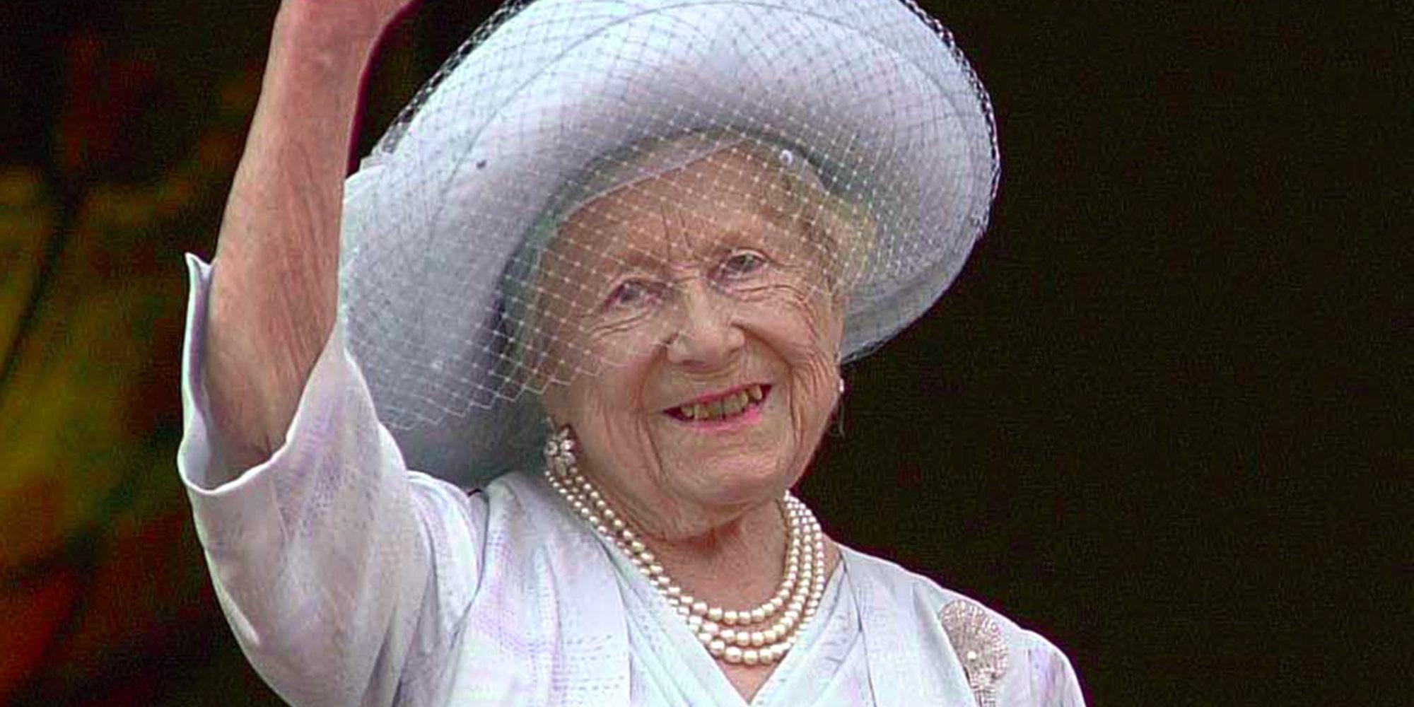 La Reina Madre de Inglaterra: el recuerdo de una longeva vida llena de dramas y comedias