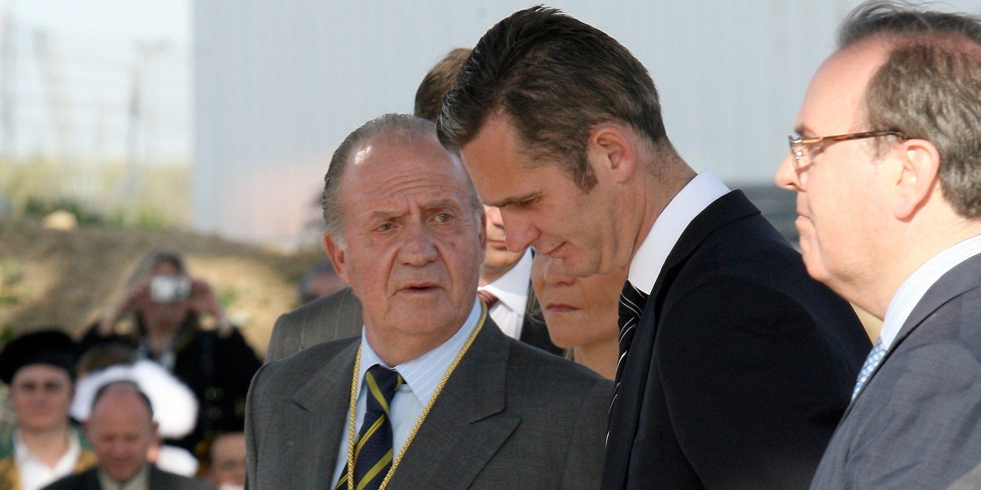 De la tristeza del Rey Juan Carlos a los funcionarios en prácticas que estarían 'salvando' a Iñaki Urdangarin
