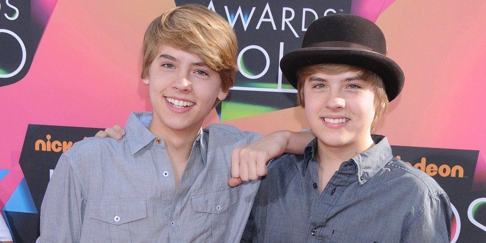 Así son y así se llevan Cole y Dylan Sprouse, los gemelos actores de 'Hotel Dulce Hotel'
