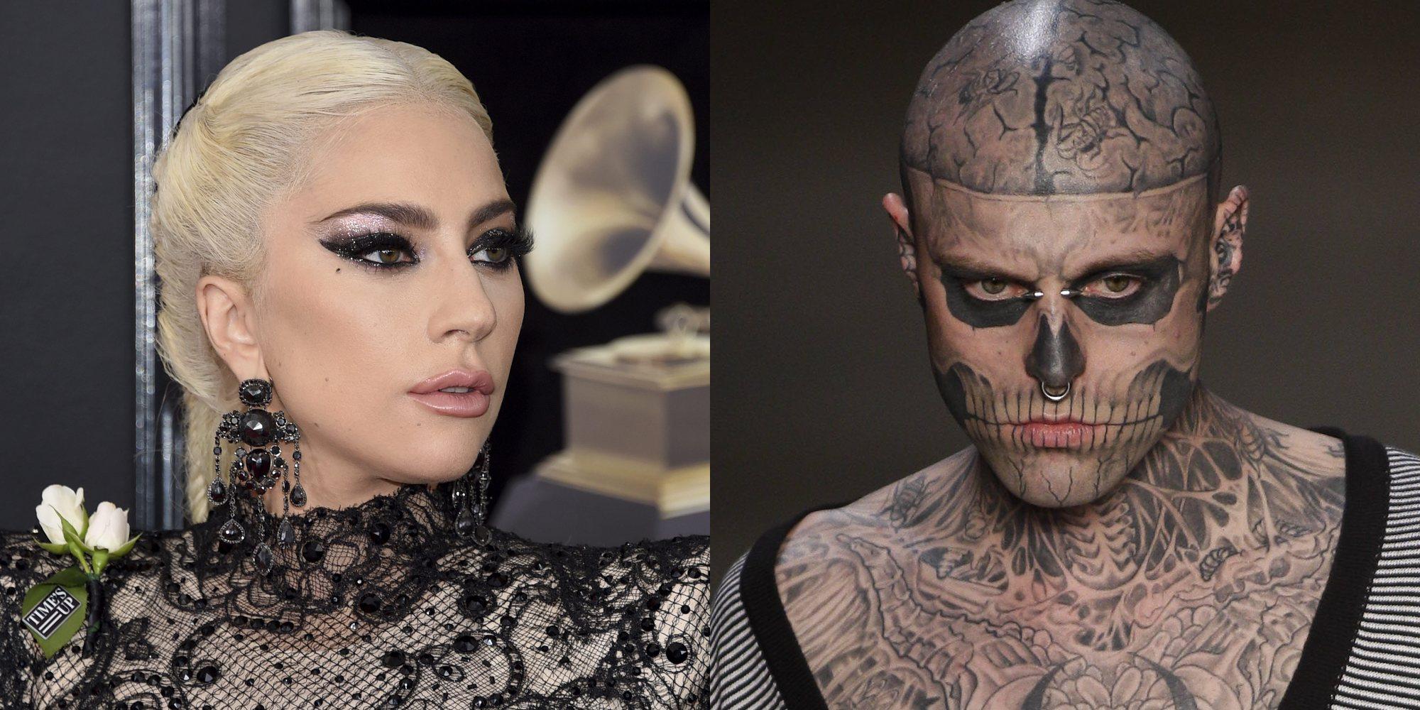Lady Gaga se disculpa por decir que la muerte de 'Zombie Boy' fue un suicidio sin tener conocimiento de ello