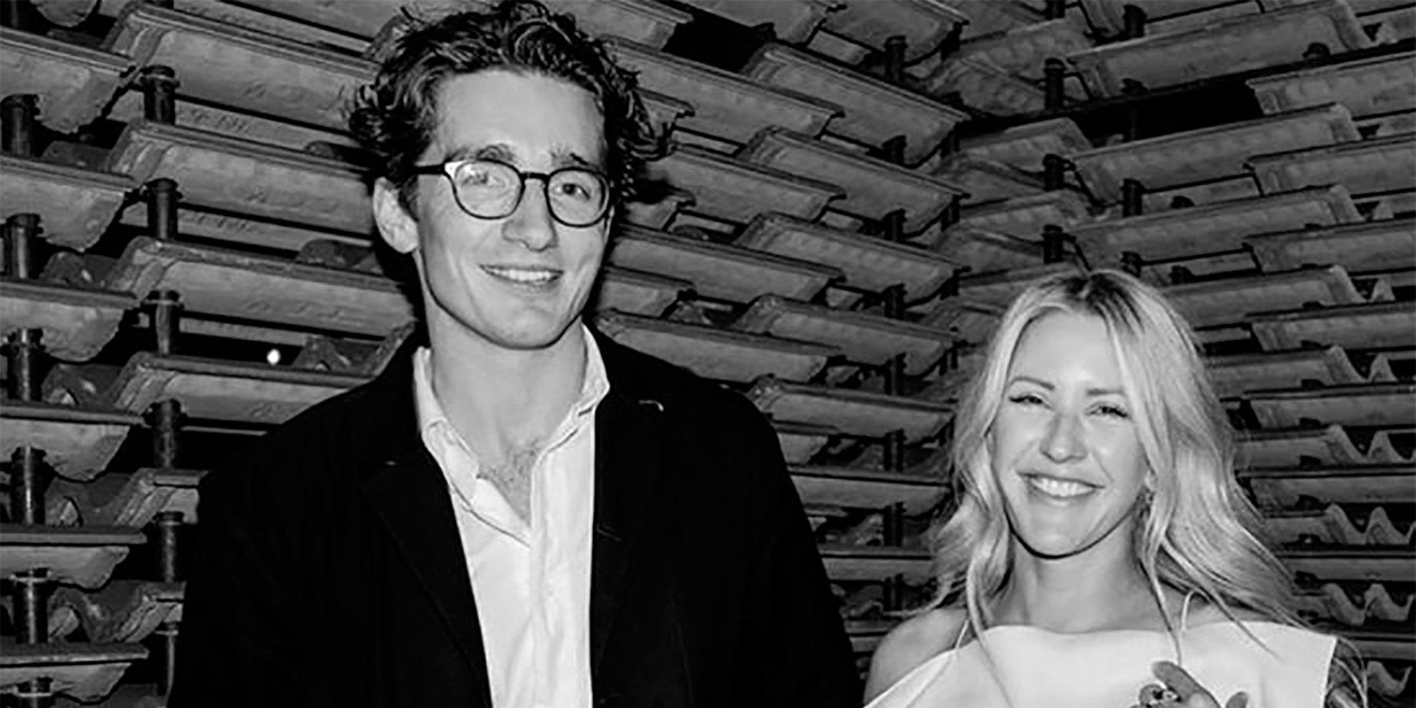 Ellie Goulding y Caspar Jopling anuncian su compromiso después de casi dos años de relación