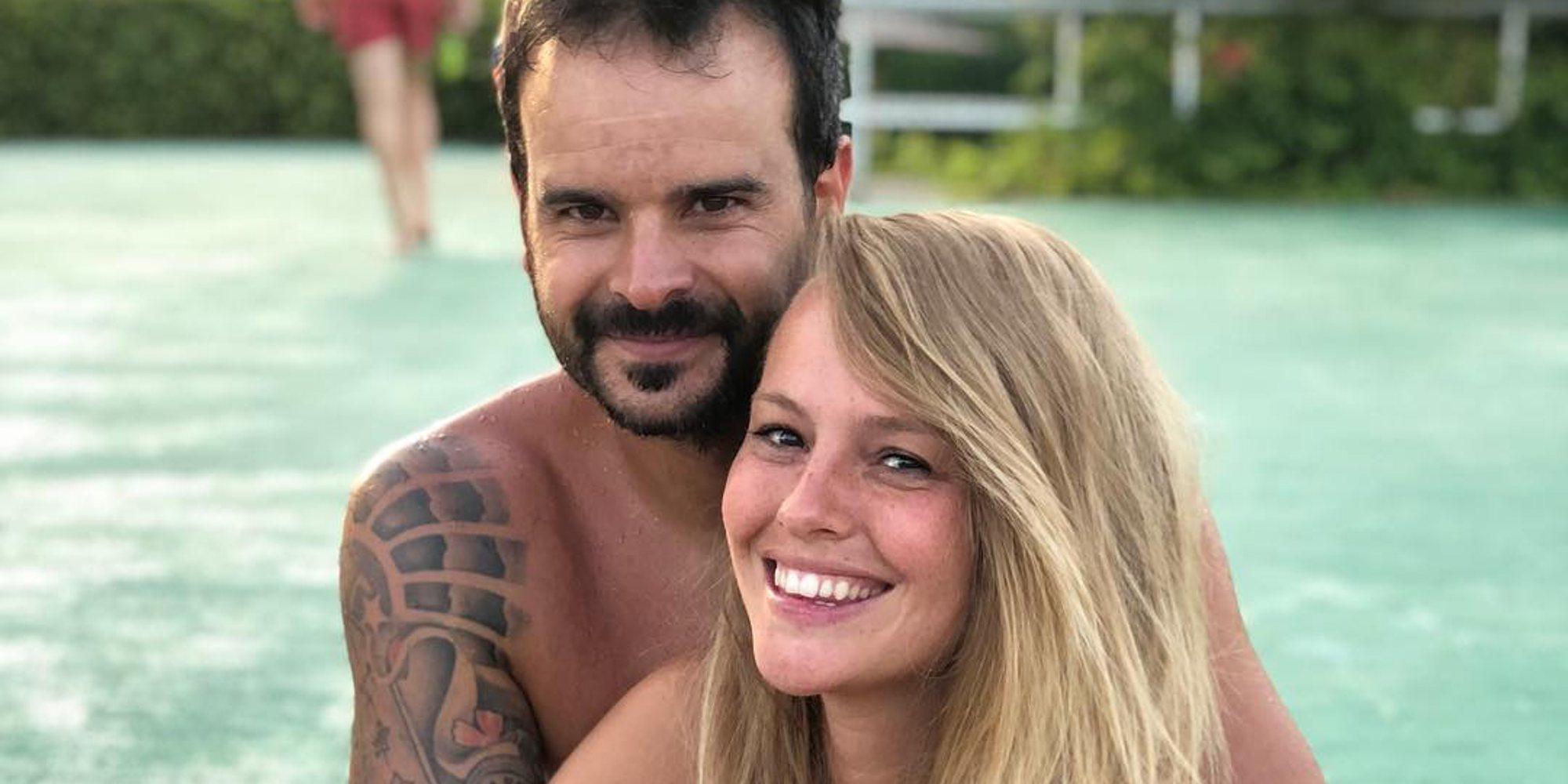 Esmeralda Moya encuentra el amor al lado del deportista Héctor Marcos