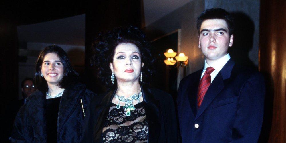 """Los hijos de Sara Montiel, arruinados después de """"malvender"""" las pertenencias de su madre"""
