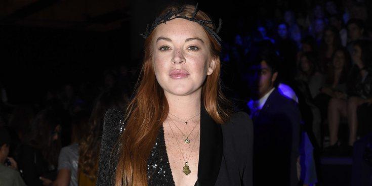 Lindsay Lohan, contra el movimiento #Metoo