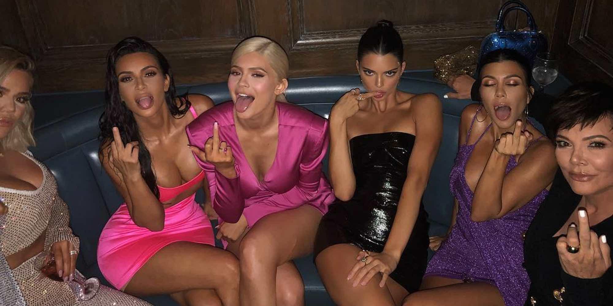 El salvaje 21 cumpleaños de Kylie Jenner que no se perdió nadie del clan Kardashian Jenner