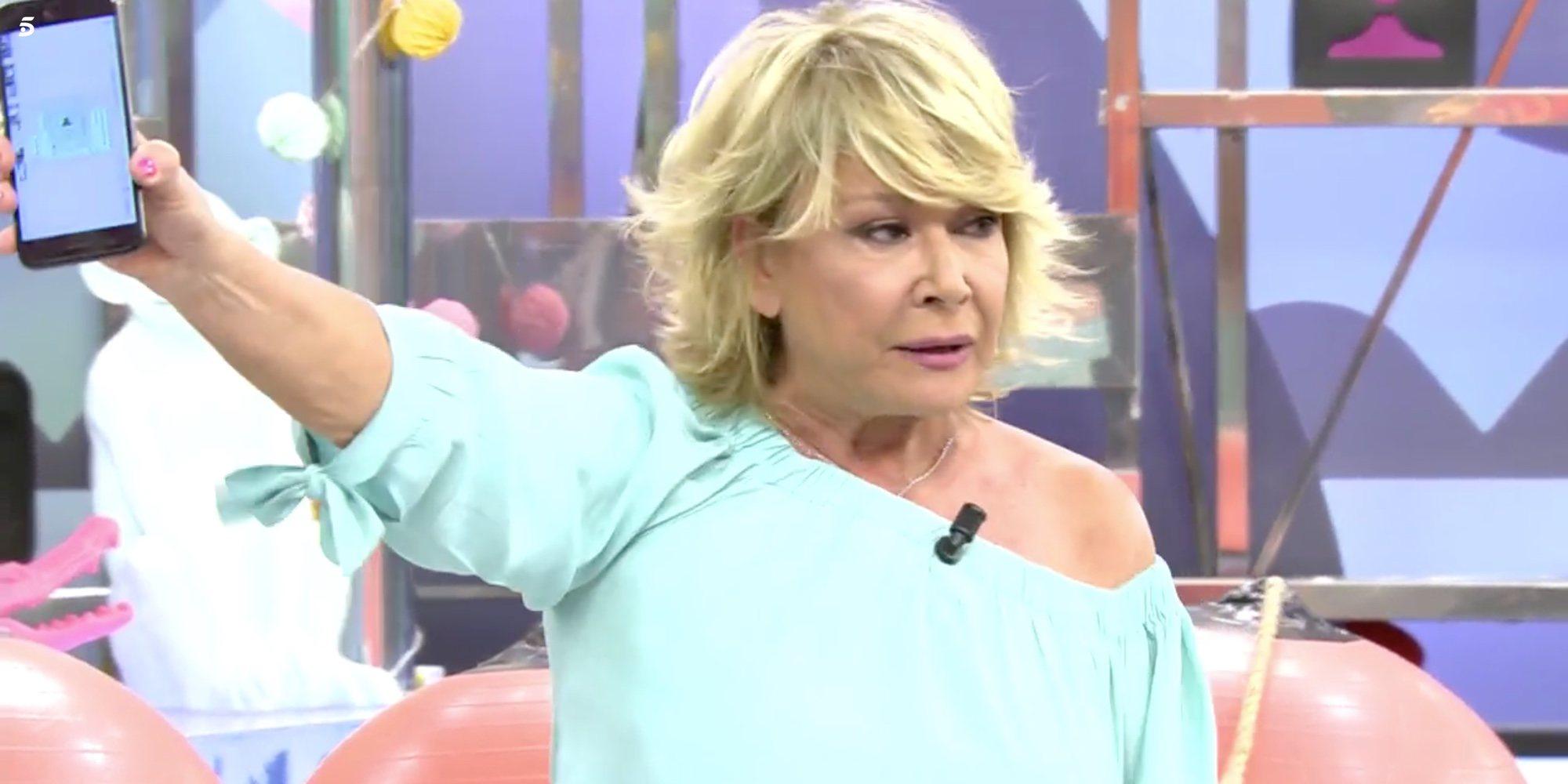 """Mila Ximénez estalla contra Gustavo González por hablar de su familia: """"¡Me dan ganas de vomitar!"""""""