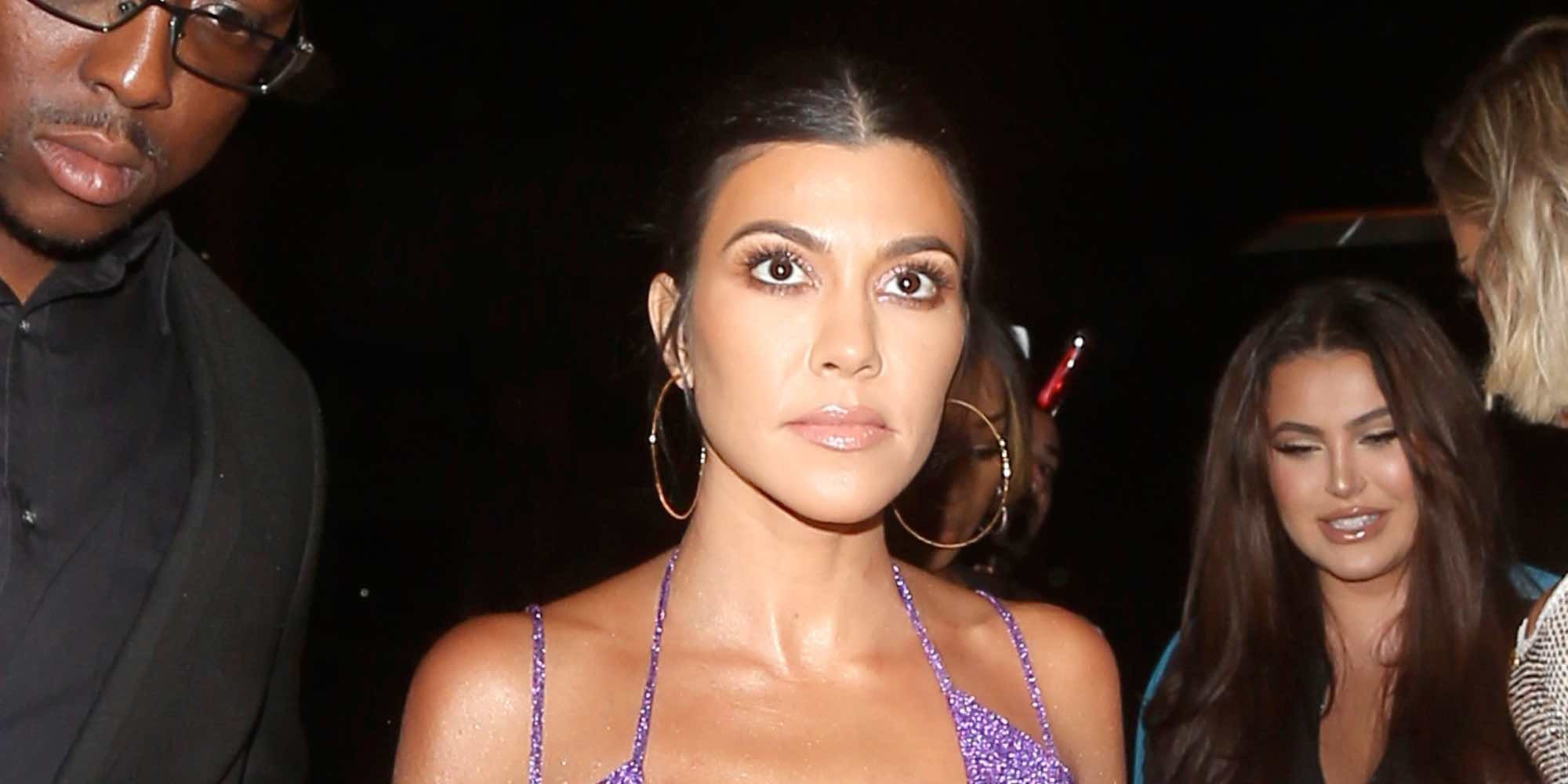 Kim y Khloe Kardashian presionan a Kourtney Kardashian y Scott Disick para que retomen su romance