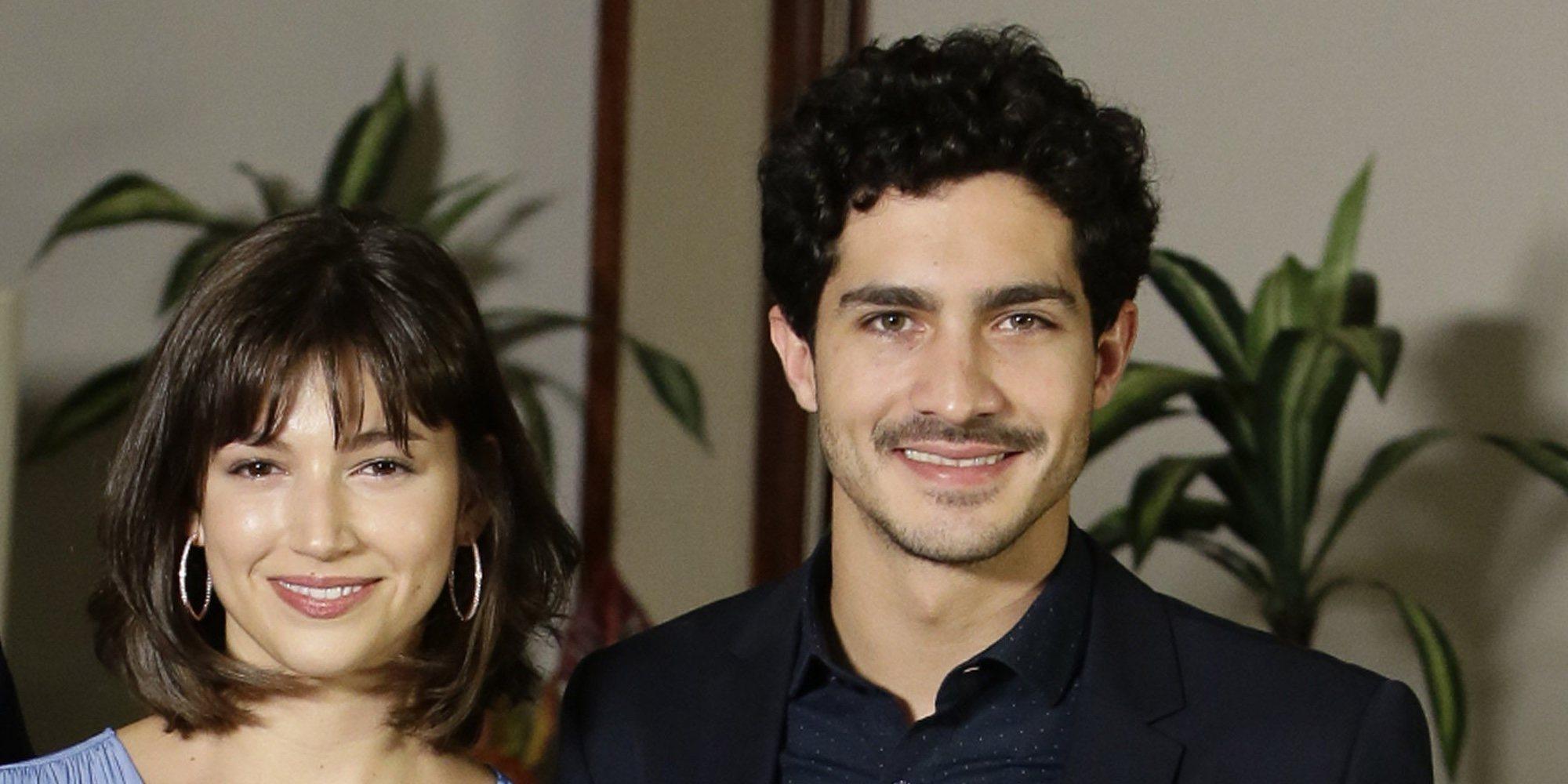 Chino Darín se pone romántico para felicitar el cumpleaños a Úrsula Corberó