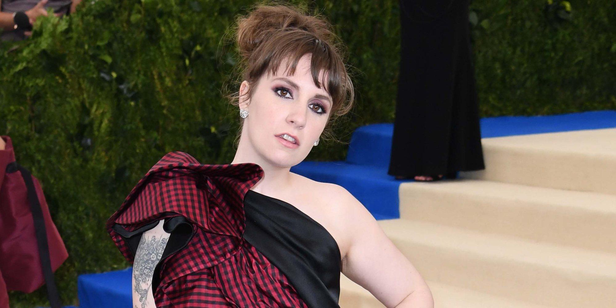Lena Dunham se desnuda para celebrar los nueve meses desde que le extirparon el útero