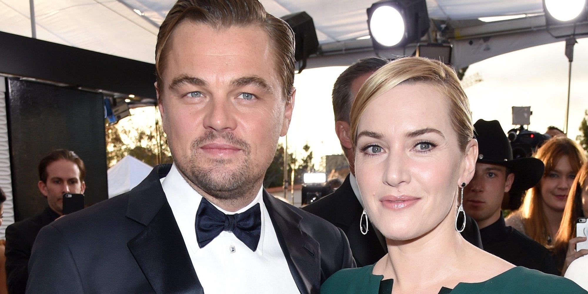 Leonardo DiCaprio y Kate Winslet: una historia de amistad que comenzó con el hundimiento del 'Titanic'