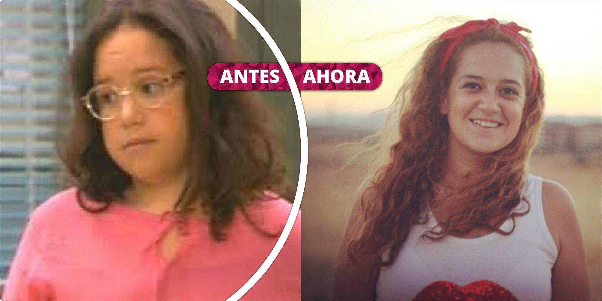 Así ha cambiado Sara Brasal: De Yoli en 'Los Serrano' a auxiliar de dirección en cine y televisión