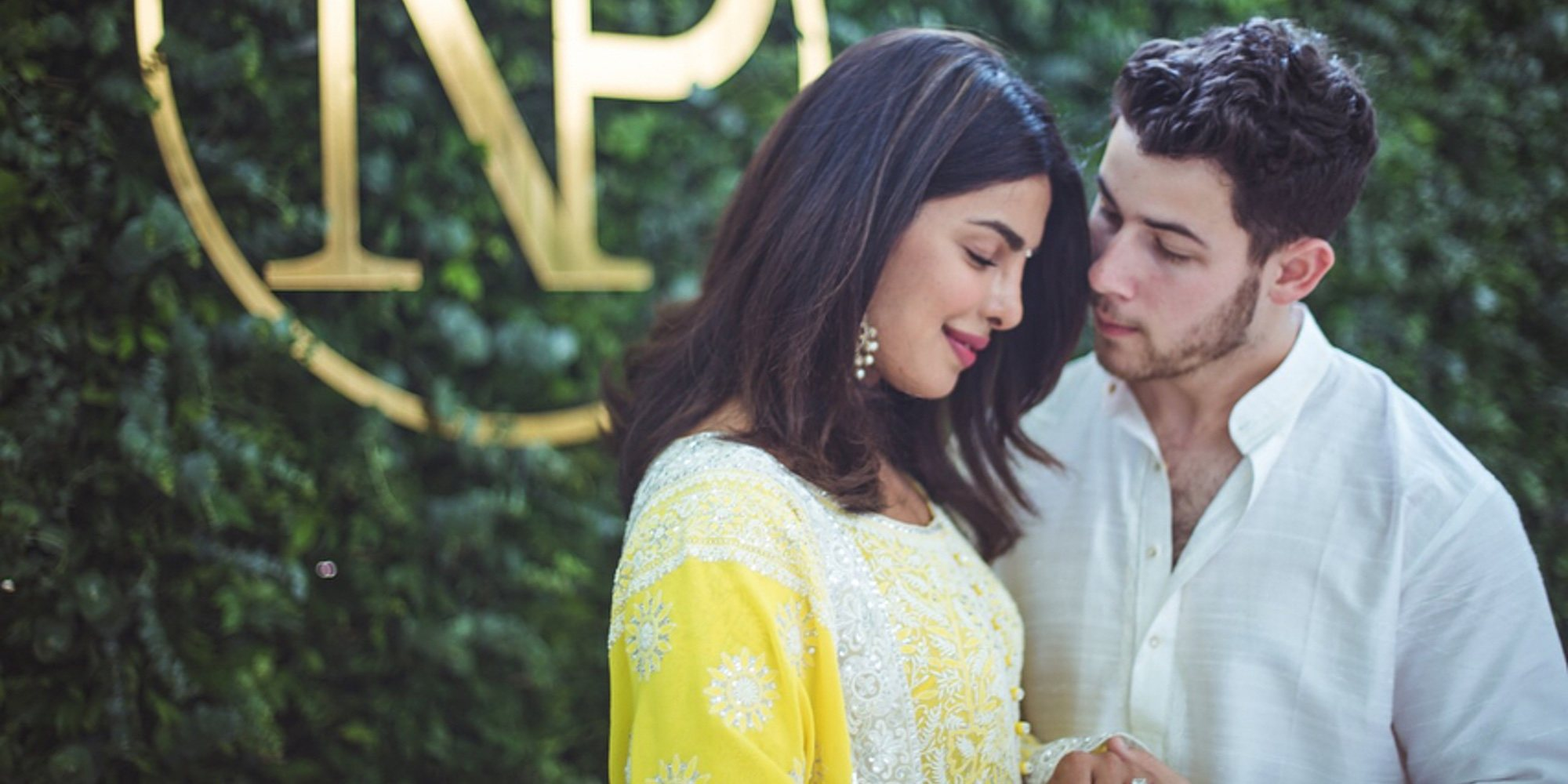 La tradición,  gran protagonista de la ceremonia de compromiso entre Priyanka Chopra y Nick Jonas