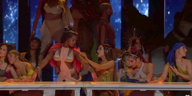 Ariana Grande y Jennifer Lopez, las grandes actuaciones musicales de los Video Music Awards 2018