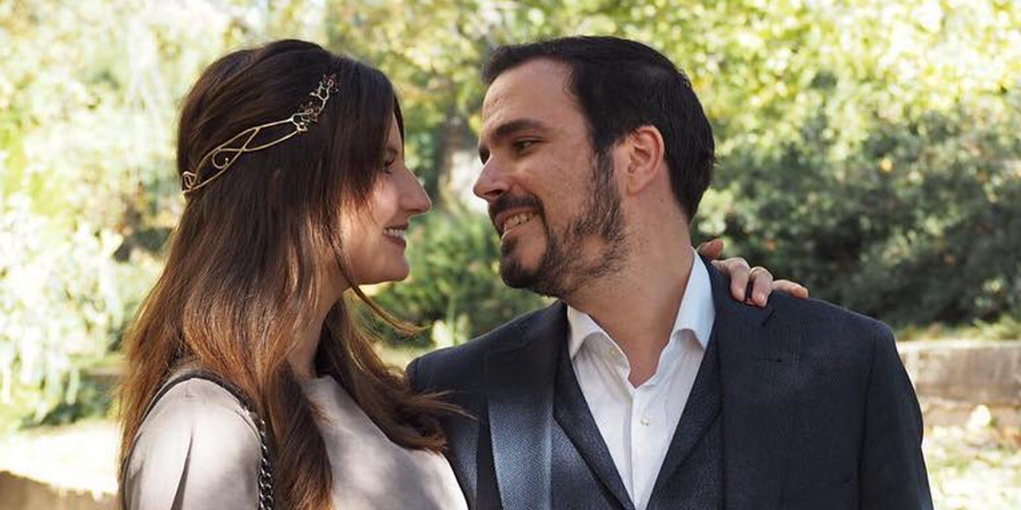 """Un testigo de la agresión a Alberto Garzón y su mujer habla sobre el suceso: """"Les dijo que les iba a matar"""""""