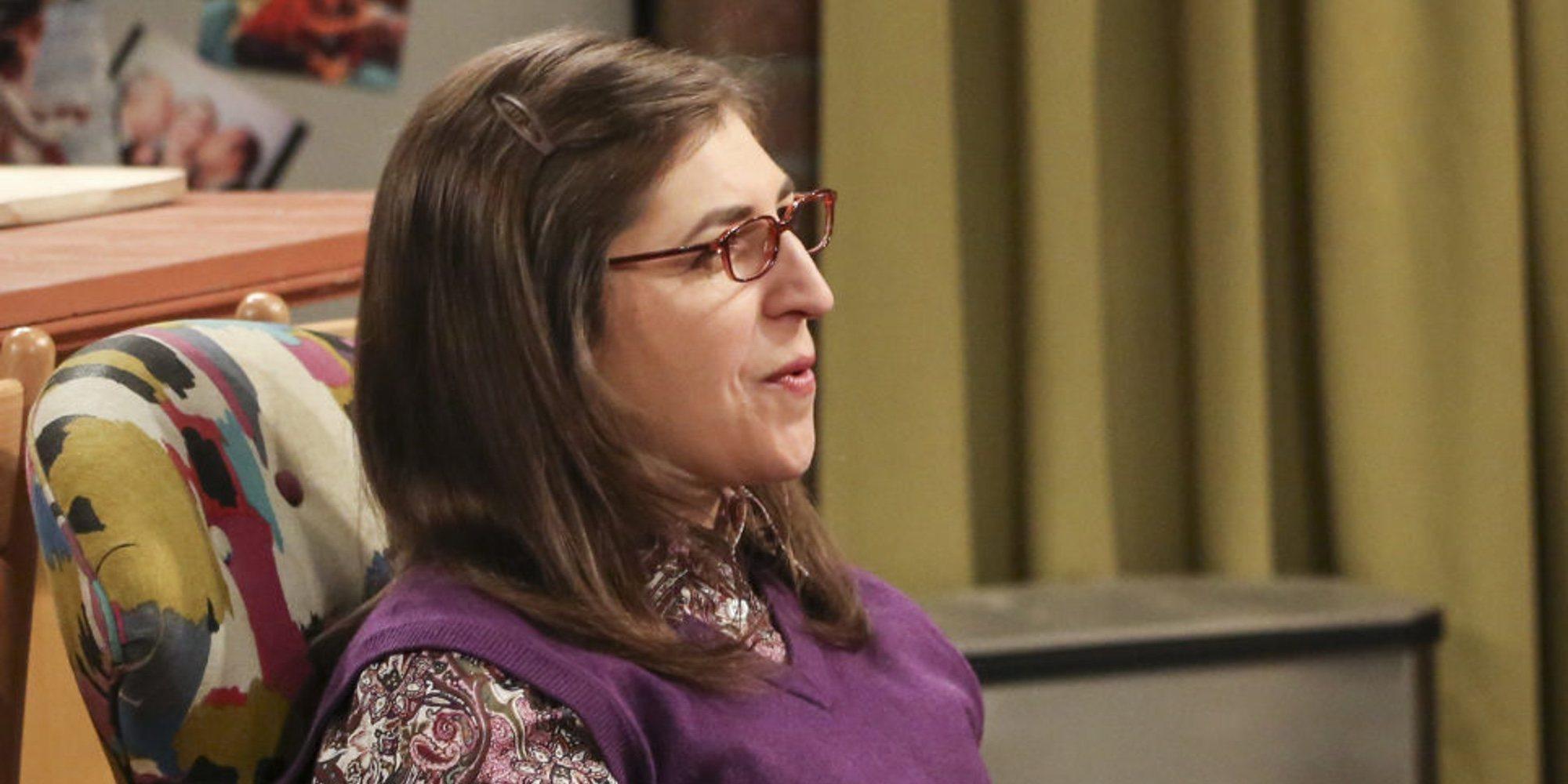 """Mayim Bialik, apenada por el final de 'The Big Bang Theory': """"Es duro, me encanta venir al set y hacer de Amy"""""""